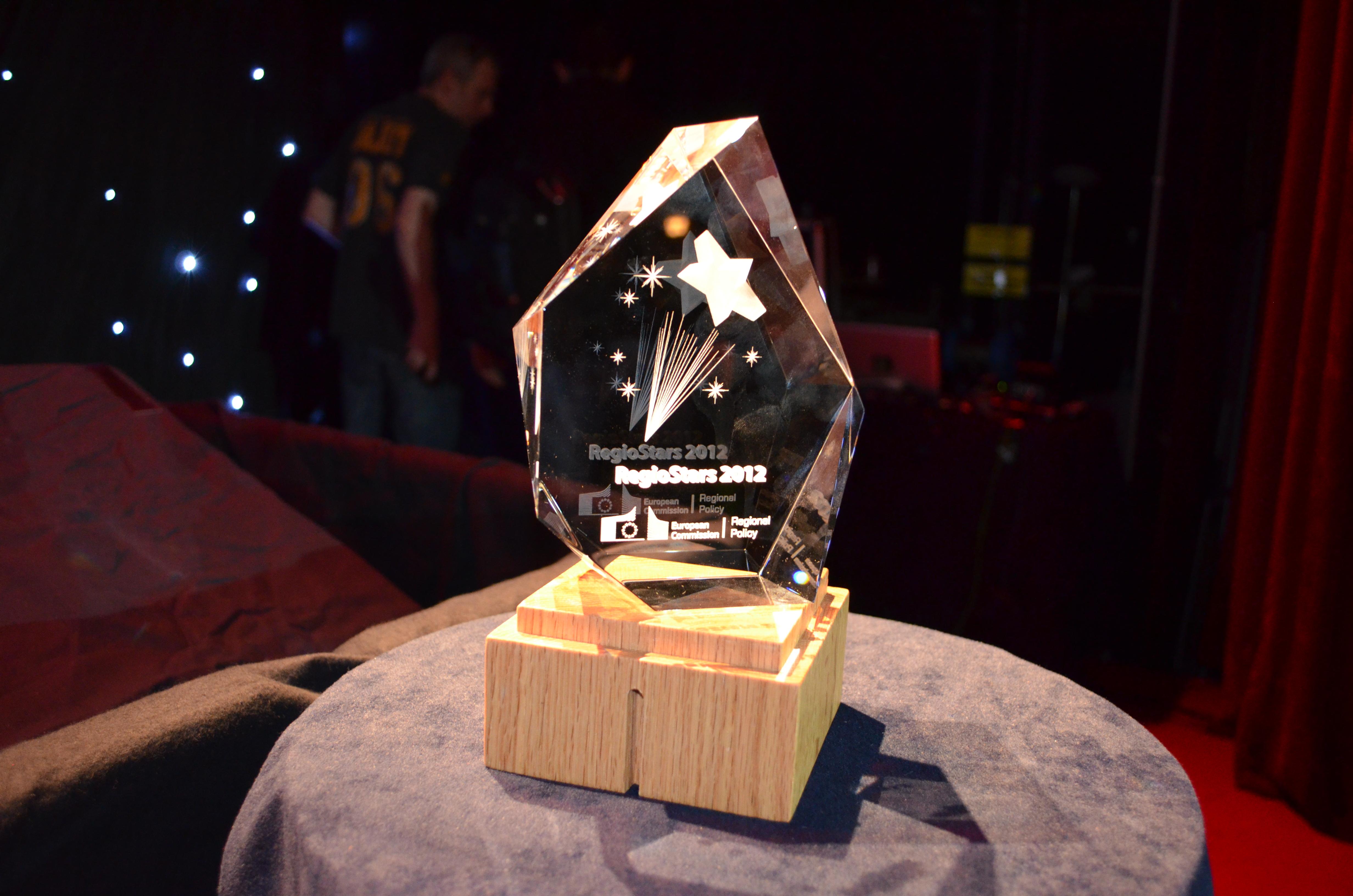 RegioStars 2012 Award